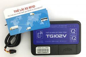 Thiết bị giám sát hành trình TG102V