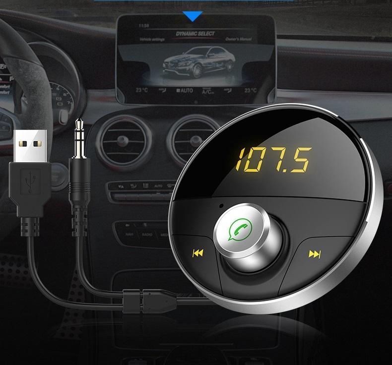Bộ kết nối Bluetooth cho xe hơi và các thiết bị âm thanh
