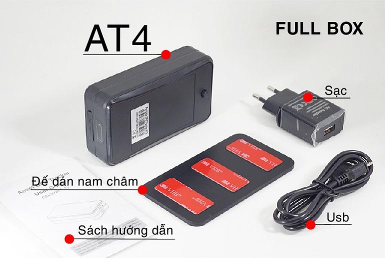 Định vị xe máy không dây AT4